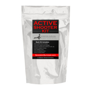 Active Shooter Kit First Aid